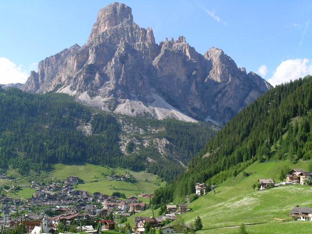 Passo Falzarego - 2752mt