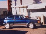 my 1989 Ford Escort