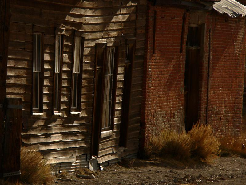 Decay and Beauty, Bodie, California, 2004