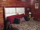 Another View of the Queen Size Bed