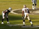 Saints at Raiders - 10/24/04