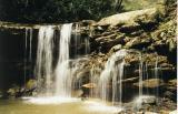 Twin Falls state park, WV