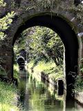 sete-cidades tunnel entrance