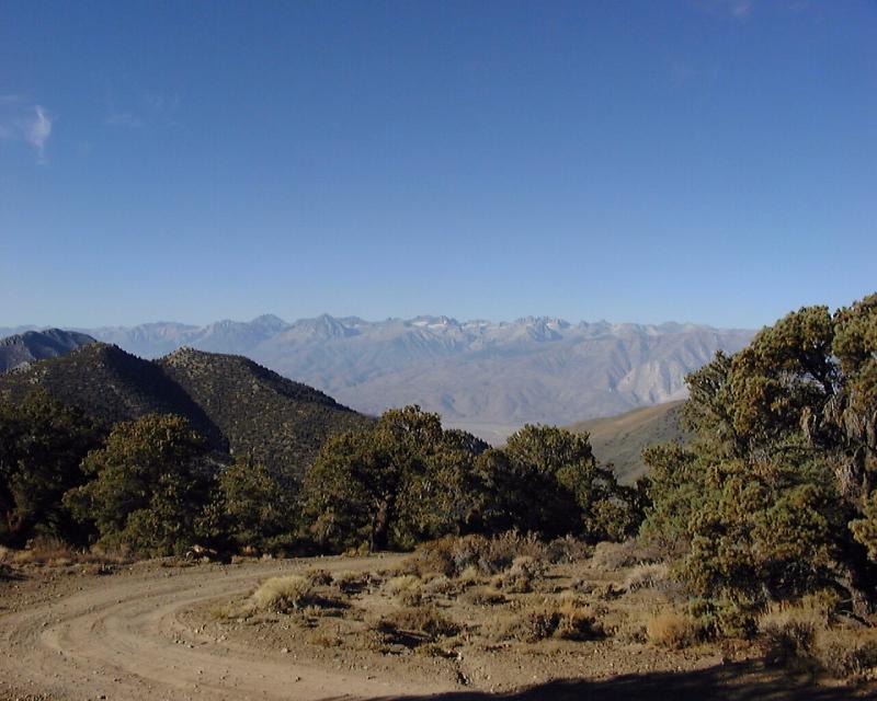 Grandview Campground, White Mountains