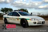 Orange County Sheriff Office Patrol Car