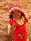 Kashgar girl