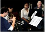 Coaching Greater Newark Youth Orchestra Brass