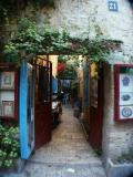 Jerusalem ivy arch