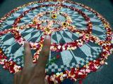 Imagine all the rose petals