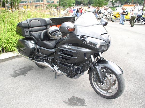Emilios new GL1800