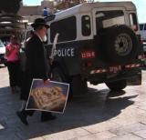 At Jaffa Gate