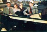 Riding in style in Havana (1939)