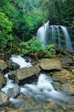 cachoeira dos sete reis vertical, Iporanga