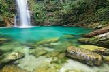 Cachoeira de Santa Bárbara2, Cavalcante-GO