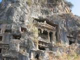 Entire cities in ancient (and new) Turkey have not survived some earthquakes while their unique sarcophagi and rock tombs have.