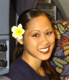 Maile (Class of 1996) from Basic Explorer to AQ Flight Attendant
