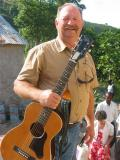 Jerry  (we donate a guitar and keyboard to the church)