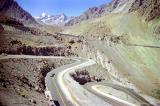 Panamerican Highway, Caracoles, Chile