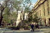 Artwork in Central Santiago