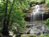Waterfalls and landscapes