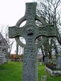 Islay - kildalton chapel celtic cross