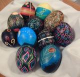 Ukrainian Egg Dying