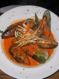 Mussels & Tomato sauce