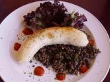 Scallop Sausage