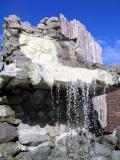 Sulphur Waterfall
