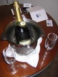 Free Champagne!!!