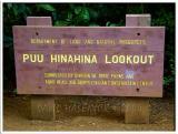 PUU HINAHINA