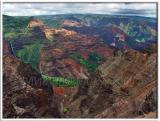 Waimea Canyon - Grand Canyon of the Pacific