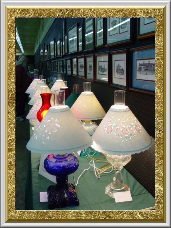 Lamps and pictures