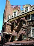 The Union Oyster House, Faneuil Hall