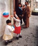 Sicilian Family - Sunday Morning