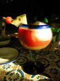 Daiquiri W/Strawberries & Coconut Ice Cream...