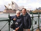 End of the trip in Sydney
