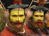 Huli Tribesmen