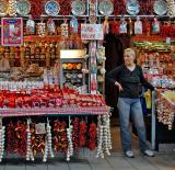 Nagycsarnok, waiting for customers
