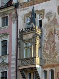 Storch House detail