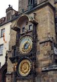 Clock in Old Town