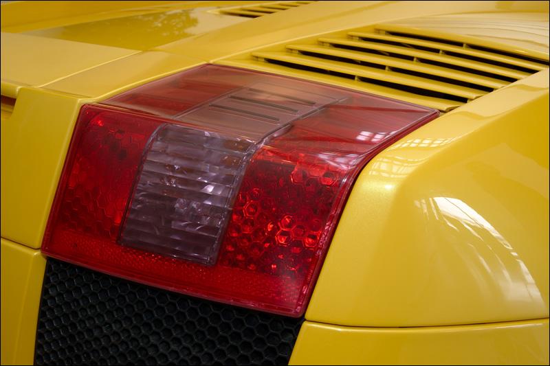 Tail Light Lamborghini Gallardo Photo Thomas Gehlhaus Photos At