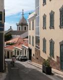 Behind Santa Maria Maior