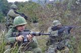 LRRPs at Combat Games - 13 March 2005