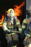 Shelton Co #4 Live Burn (Fairfield) 11/14/04