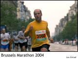 Brussels Marathon - October 12-04