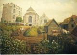 Minster, Sheppey. 1830