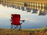 Chair by the Water