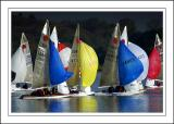 The race ~ Chew Valley lake