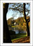Stourhead ~ across the lake